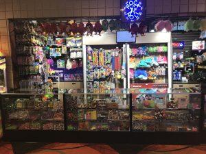 prize area