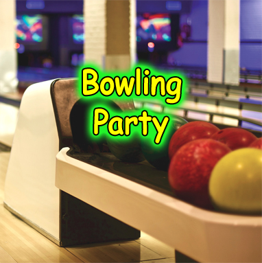 Bowling Party Package