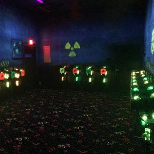 Laser Tag Room