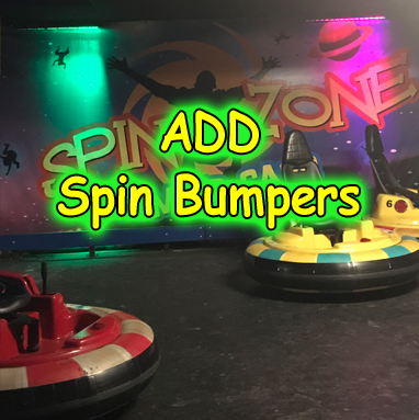 Add Spin Bumpers