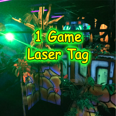 Game of Laser Tag
