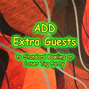 Add Guests to Standard Party