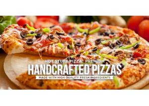 Handcrafted Pizza