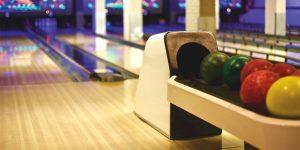 bowling ball return