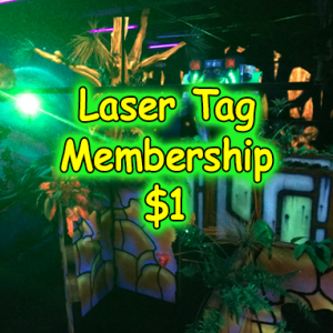 laser tag team building